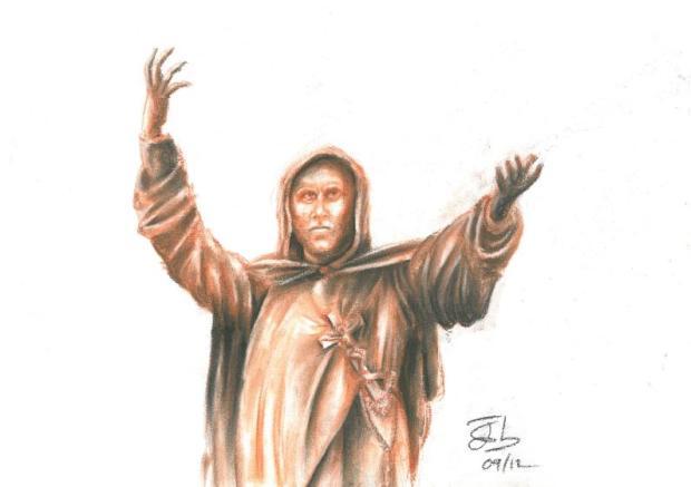 "¡Arrepentíos, pecadores! o ""Savonarola is back"""