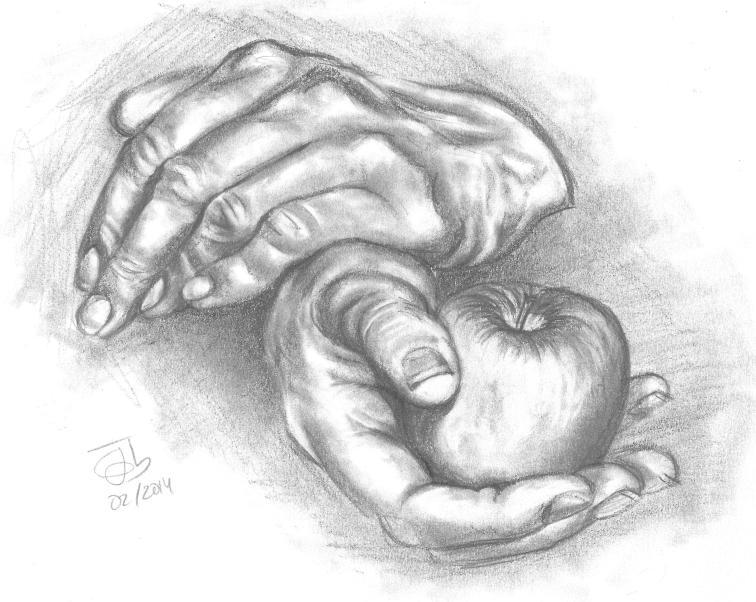 Las manos de Adán / Adam's Apple