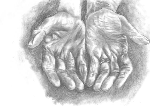 Con las manos vacías / Empty handed
