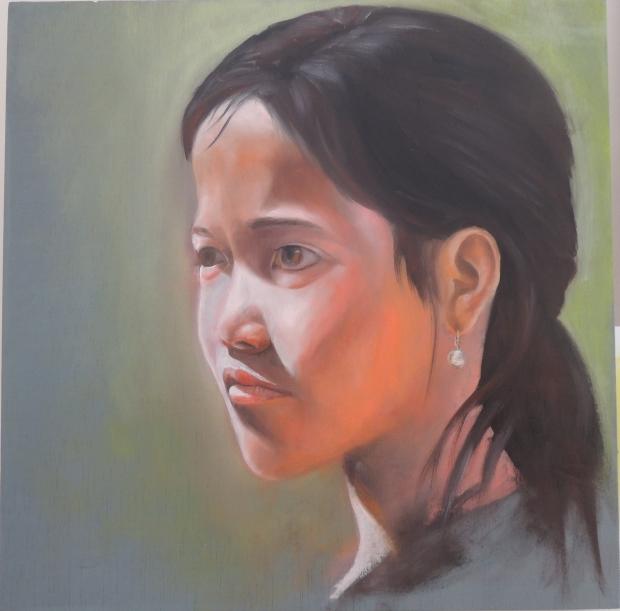 Niña china / Chinese girl